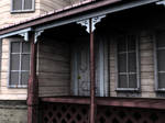 House - porch detail by suthnmeh