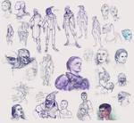 Mass Effect Dump 2011-12 by suthnmeh