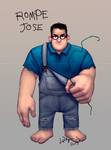 Wreck-it Jose by suthnmeh