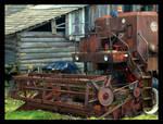 Old Harvester by skarzynscy