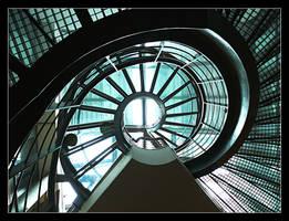 Metal Staircase 2 by skarzynscy
