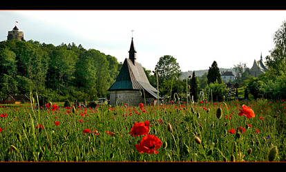 My Place On Earth - Czchow 2 by skarzynscy