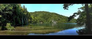 Plitvicka jezera - Croatia - Panorama by skarzynscy