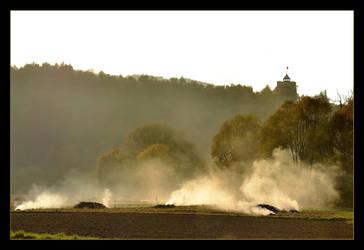 Remember, It Was Autumn ... My Czchow, Poland by skarzynscy