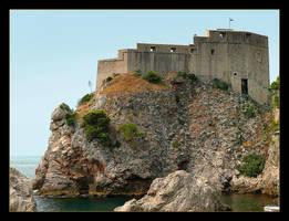 Power Walls Of Dubrovnik - 1 by skarzynscy
