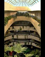 Hotel Hall by skarzynscy