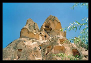 Cappadocia - 5 (Analog Photo From 2006) by skarzynscy
