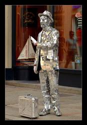 Mirror Man by skarzynscy