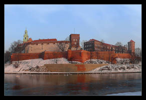 Wawel - King's Castle In Cracow by skarzynscy