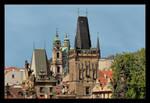Towers Of Praha by skarzynscy