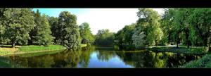 Quiet Place - Panorama by skarzynscy