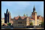 In The Shade And In The Sun - Heart Of Prague by skarzynscy