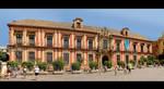 Next To The Cathedral Of Seville (Panorama) by skarzynscy