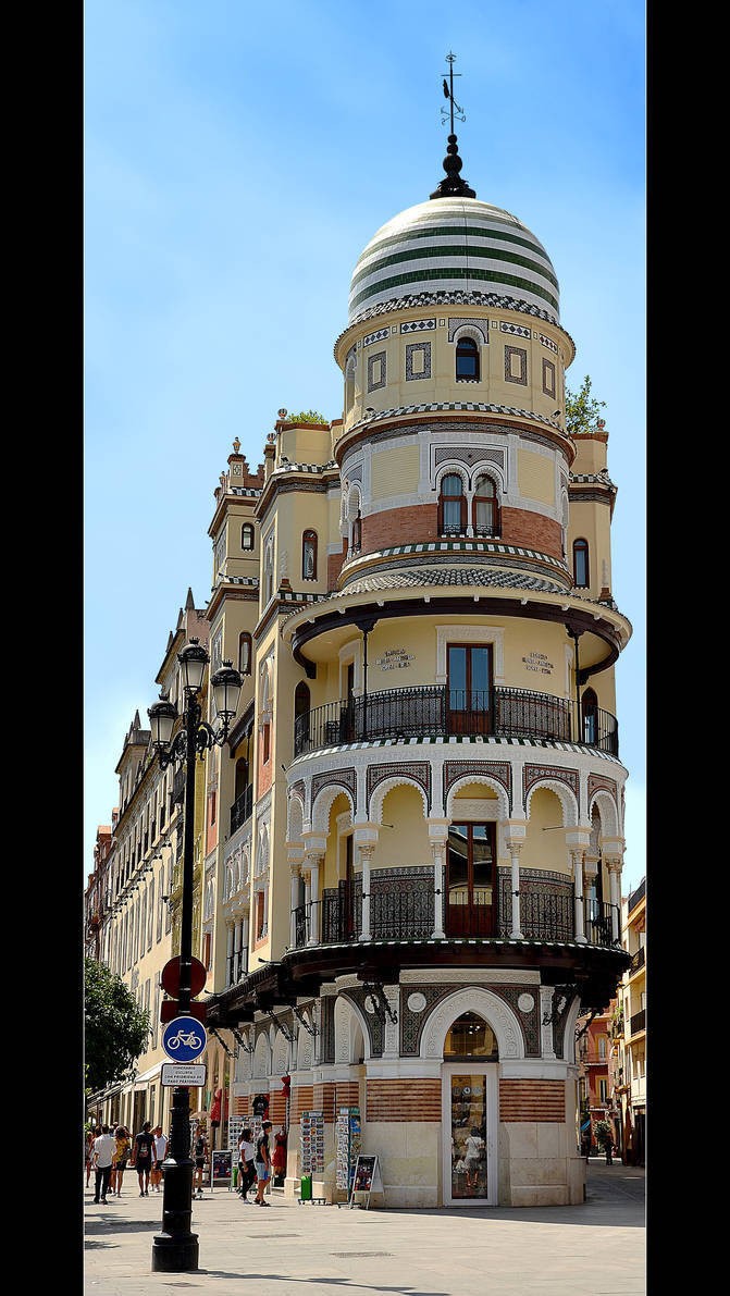 In The Heart Of Seville by skarzynscy