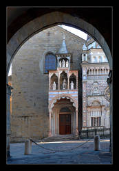 Morning In Bergamo by skarzynscy