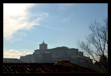 In The Forenoon In Bergamo by skarzynscy
