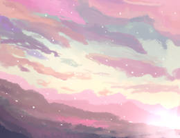 look at the sky by Radio-DayDream
