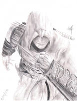 Assasin Creed by JonathanL96