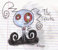 Original - The Spectre by SquirrelyWrath77