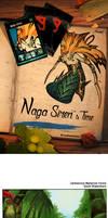 Naga siren's time by xofks12