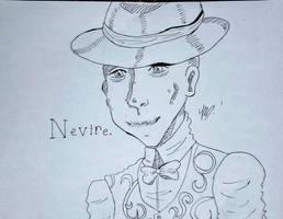 Flesh Port - Nevire - by Miss-Musique