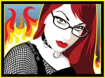On Fire by sesshin