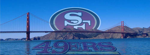 SF 49ers Golden Gate by ja906