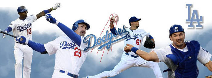 LA Dodgers by ja906