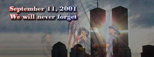 9-11 Never Forget by ja906