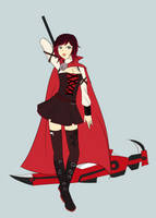 Ruby Rose by yuritho