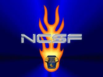 NCSF Drop Pod by haywire7