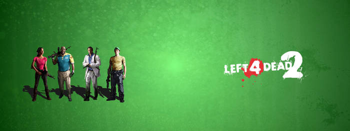 Left4Dead 2 Wallpaper by haywire7