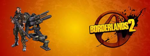 Borderlands 2 Commando Wallpaper by haywire7