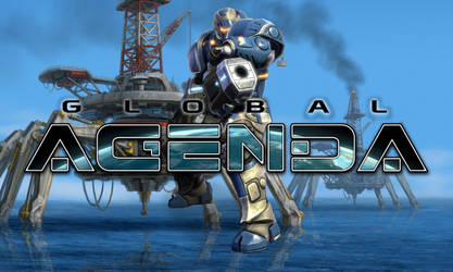 Global Agenda Assault Wallpaper for netbooks by haywire7