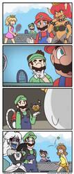 Super Crown Fan Comic by RakkuGuy