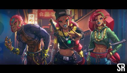 Gerudo Clan by Messiah972