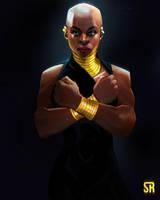 Okoye by Messiah972