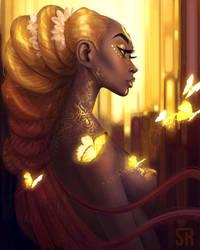 Golden Melanesian by Messiah972