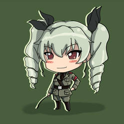 Anchovy by souryu-7