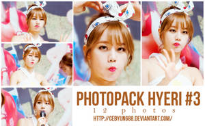 PHOTOPACK HYERI #3 by CeByun688