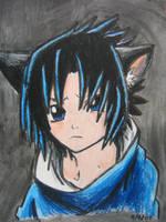 Sasuke Chibi by ShodanBLACK
