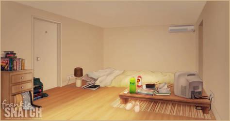 Home is Where You Make It :I by bonhwaJP