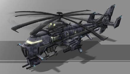 Chopper by TheUncannyKen