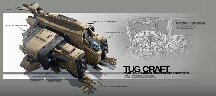 Space Ship 02 by TheUncannyKen
