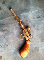 Lassitude Infliction Pistol by Grumbleputty