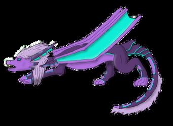 Spyro's Vanessa by Brimmy18