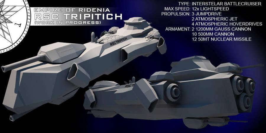 RSC Tripitich (WIP) by Dalva24