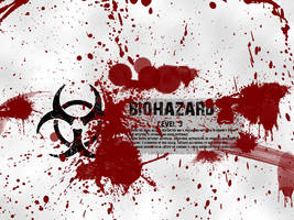 Biohazard by operian