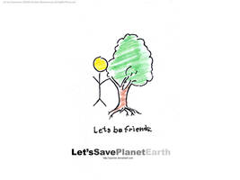 Let'sSavePlanetEarth by operian