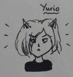 yurio. by NarrowCastCat